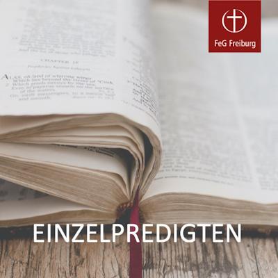 Titelbild für Einzelpredigten